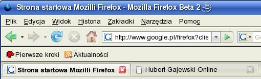 Odswieżone ikony linuksowego Firefoksa
