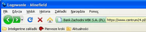 Firefox 3 Trunk - odświeżone ikony