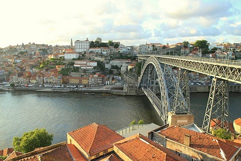 Ponte Luís I i Porto