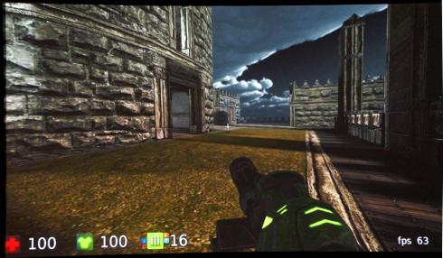 Zrzut ekranu z gry Banana Bread