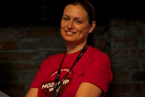 Joanna Mazgaj