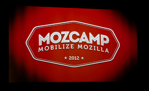 MozCamp 2012 - logo