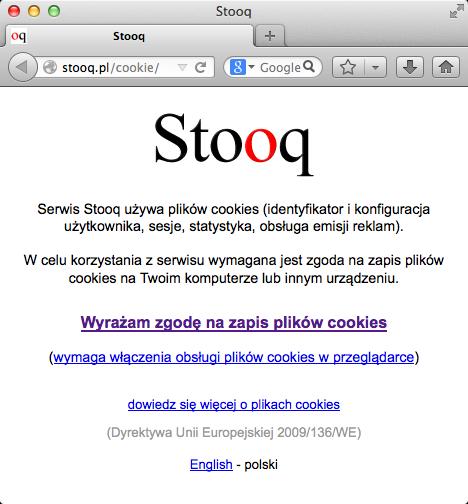 Tekst na całą stronę: Serwis Stooq używa plików cookies (identyfikator i konfiguracja użytkownika, sesje, statystyka, obsługa emisji reklam).  W celu korzystania z serwisu wymagana jest zgoda na zapis plików cookies na Twoim komputerze lub innym urządzeniu.  Wyrażam zgodę na zapis plików cookies  (wymaga włączenia obsługi plików cookies w przeglądarce)  dowiedz się więcej o plikach cookies  (Dyrektywa Unii Europejskiej 2009/136/WE)